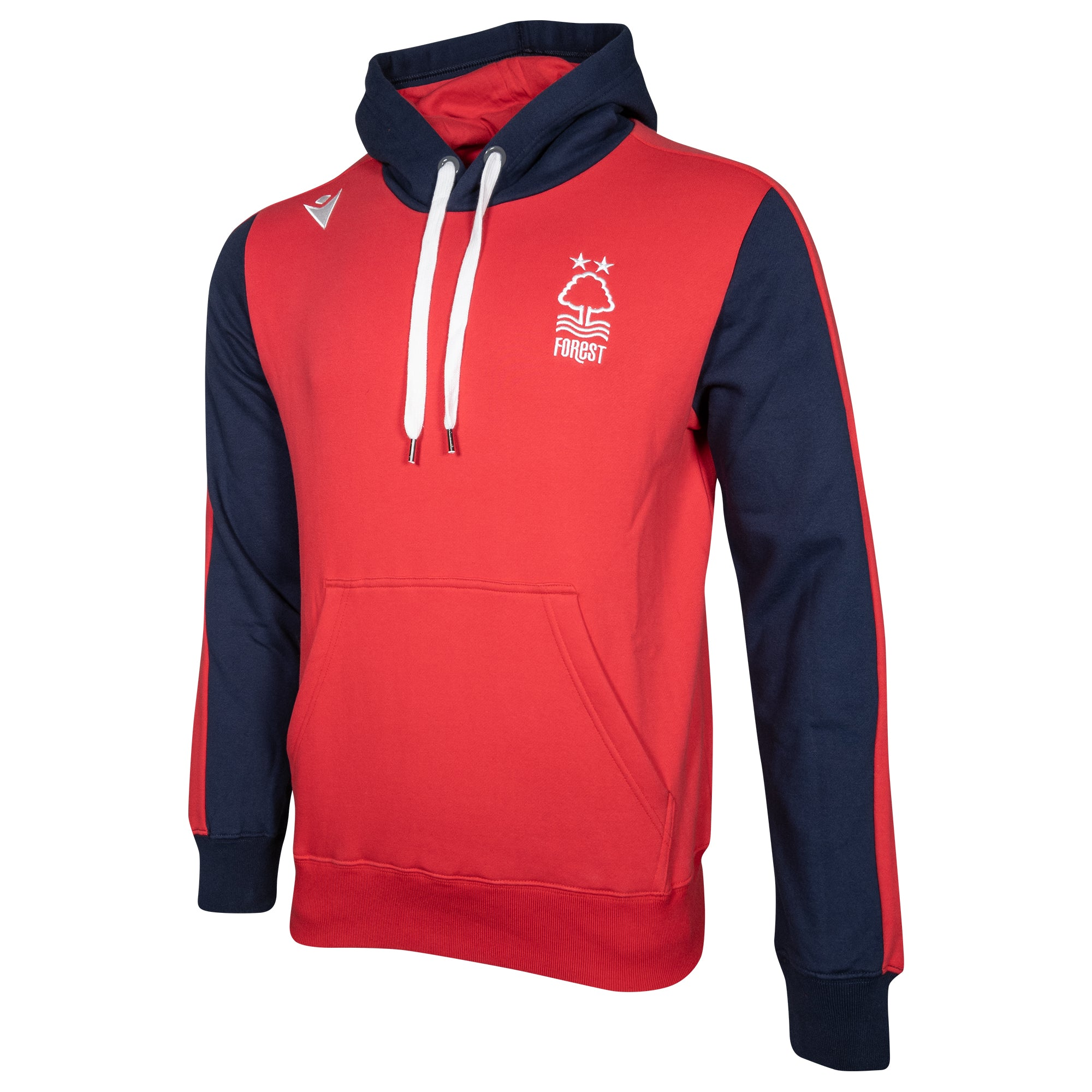NFFC Mens Player Travel Hoodie 2020/21