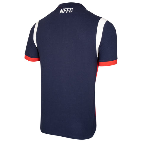 NFFC Mens Player Travel Polo 2020/21