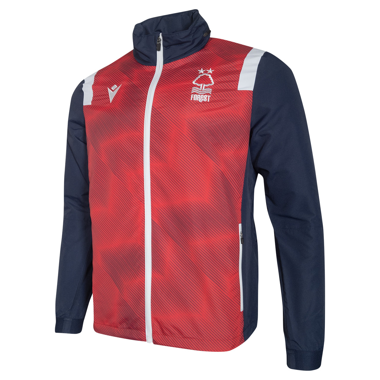 NFFC Mens Player Training Shower Jacket 2020/21