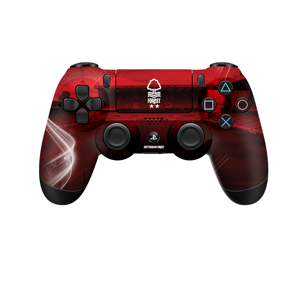 NFFC PS4 Controller Skin - Nottingham Forest