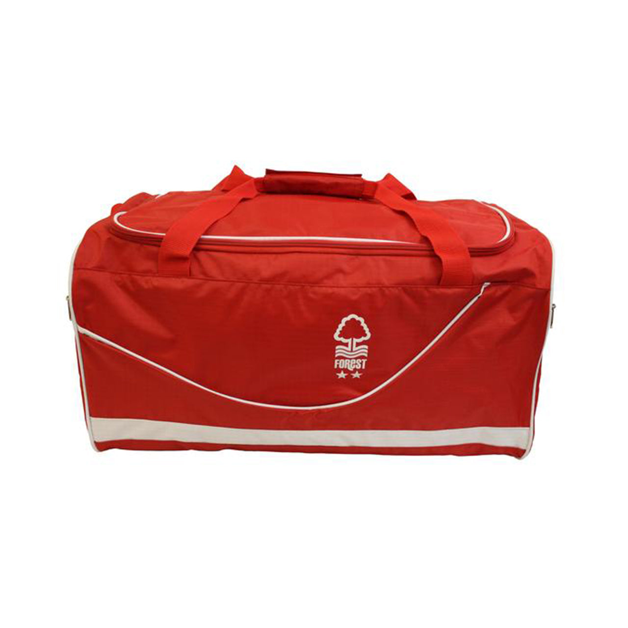 NFFC Red Core Holdall - Nottingham Forest