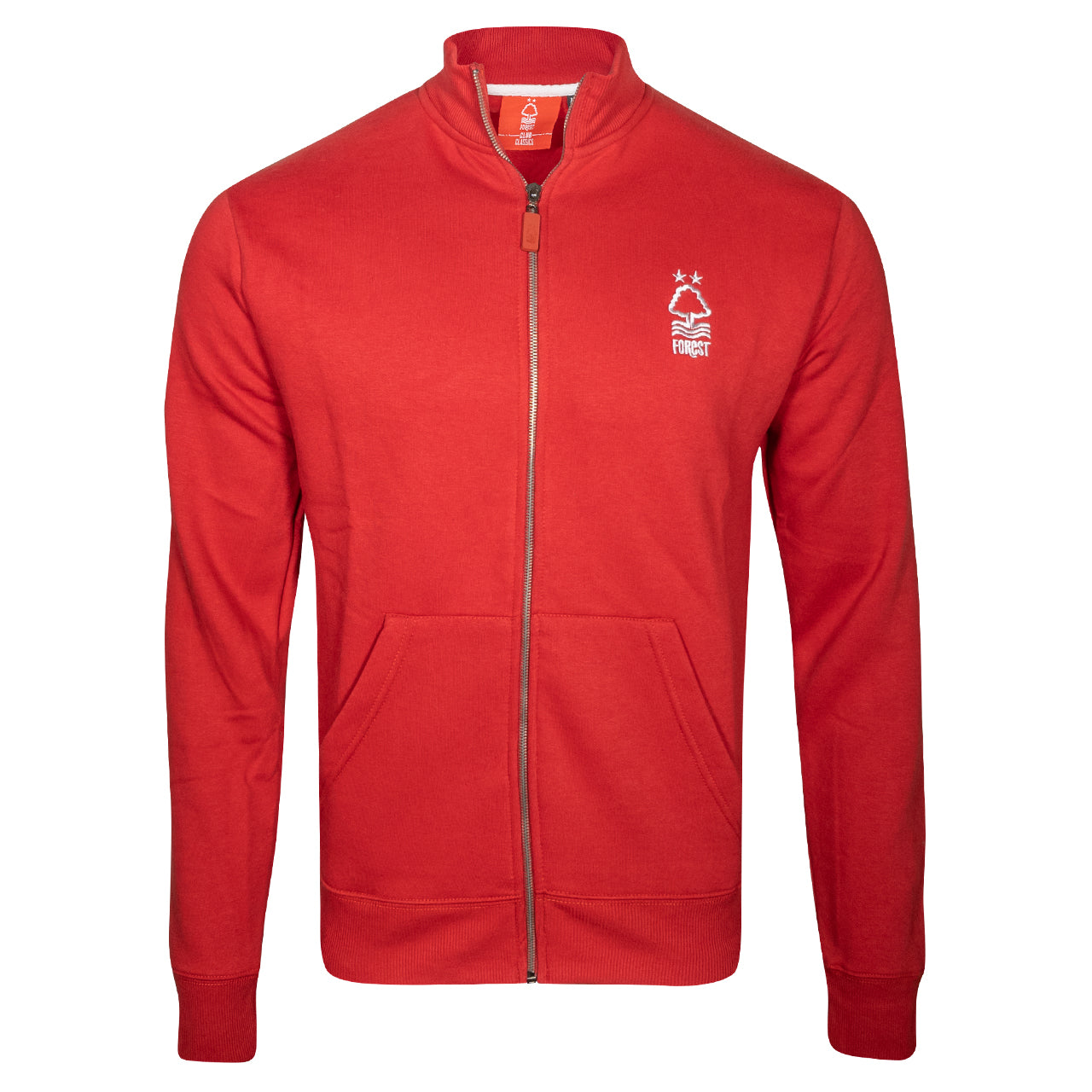 NFFC Mens Red Essential Track Top