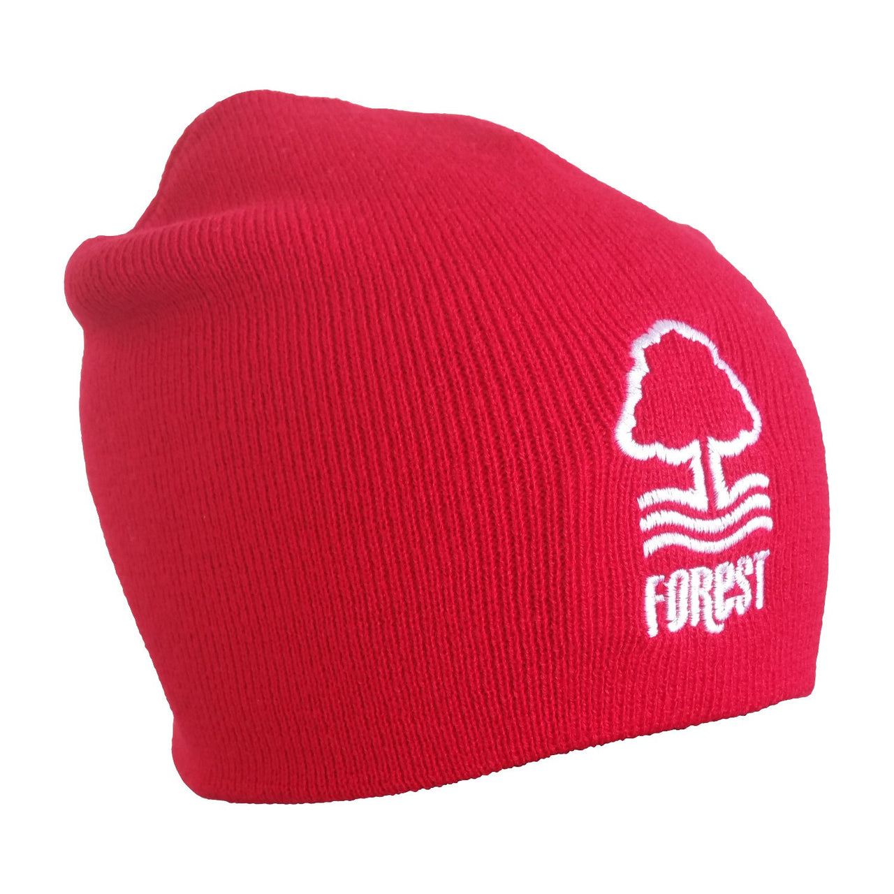 NFFC Adult Essential Red Beanie