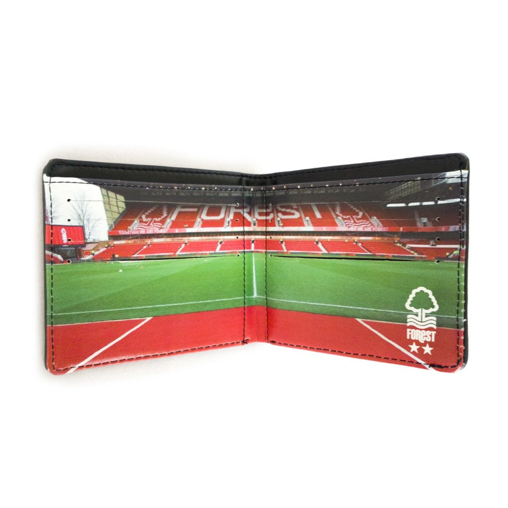NFFC Black City Ground Panoramic Wallet