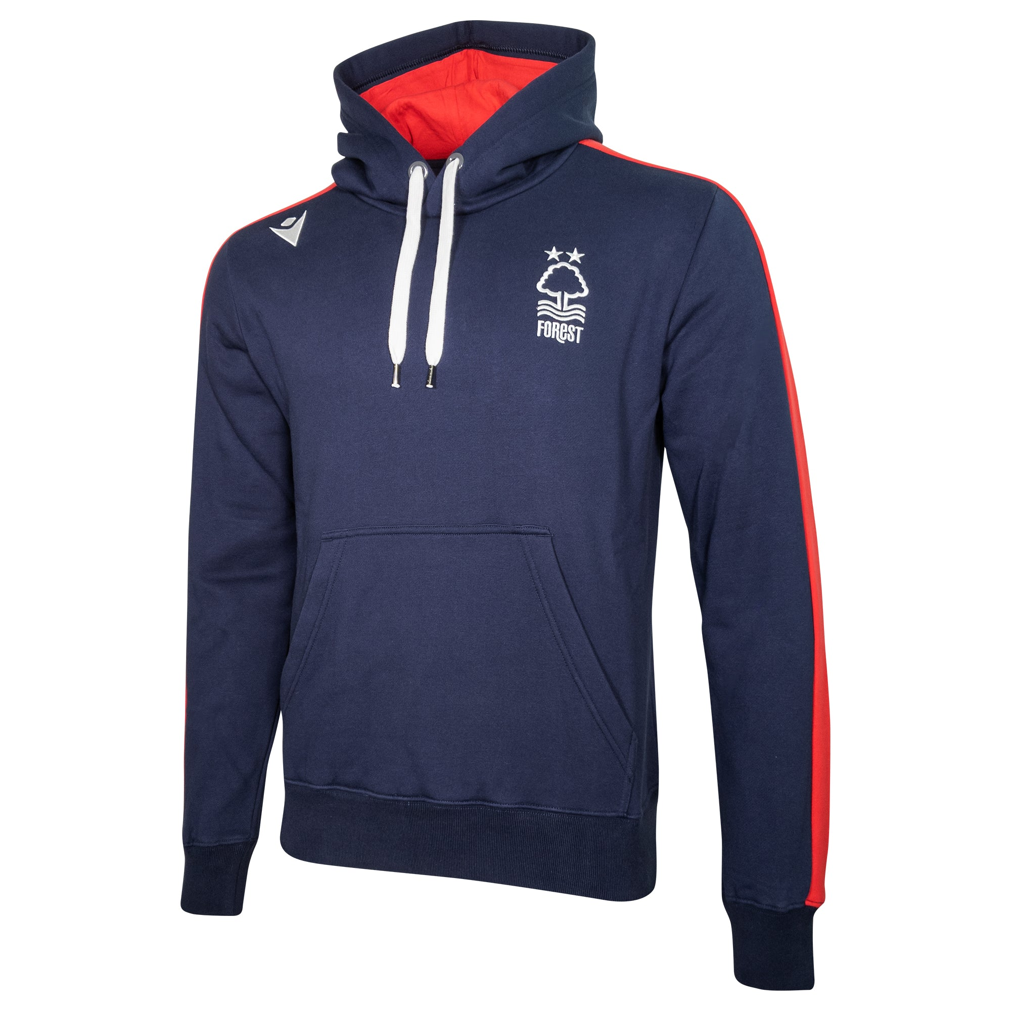 NFFC Mens Staff Travel Hoodie 2020/21