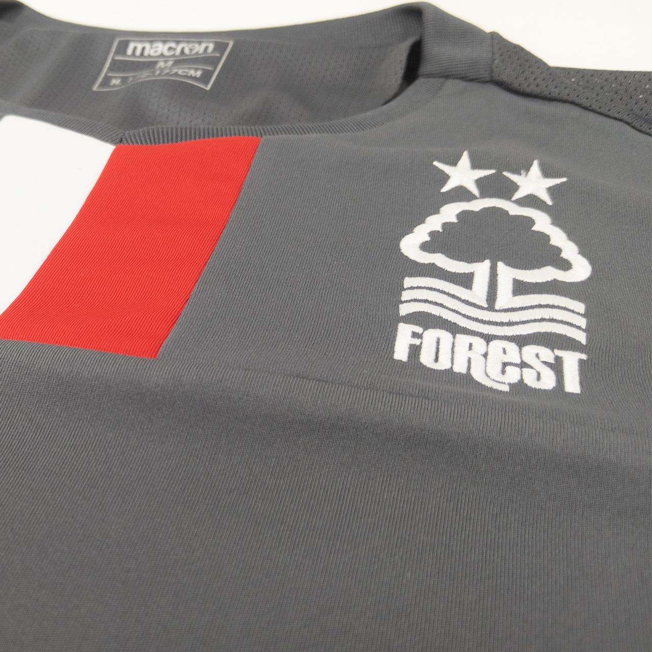 NFFC Mens Grey Staff Training Jersey 19/20