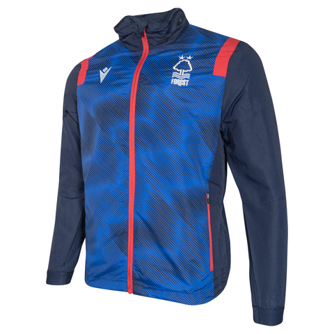 NFFC Mens Staff Training Shower Jacket 2020/21