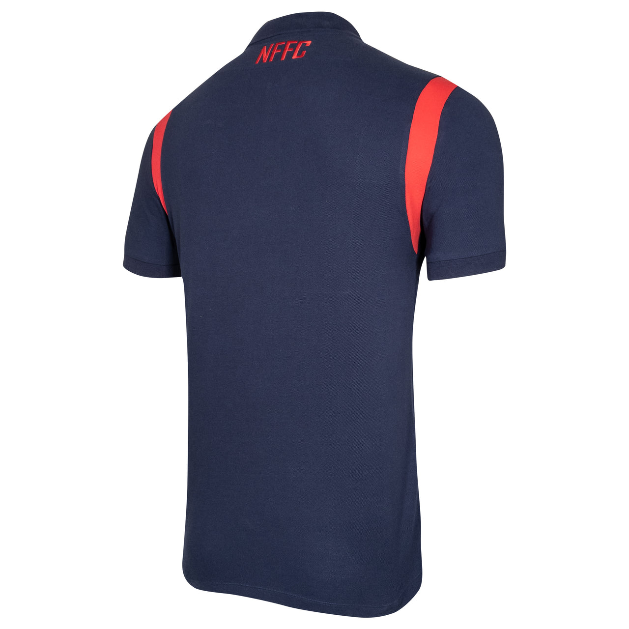 NFFC Mens Staff Travel Polo 2020/21