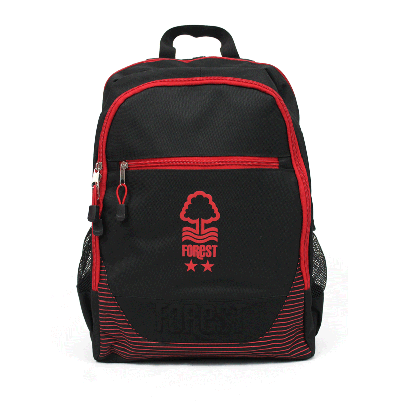 NFFC Black Pro-Tech Backpack