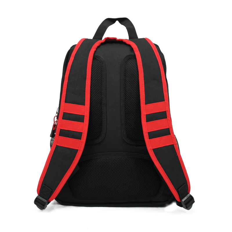NFFC Black Pro-Tech Backpack - Nottingham Forest