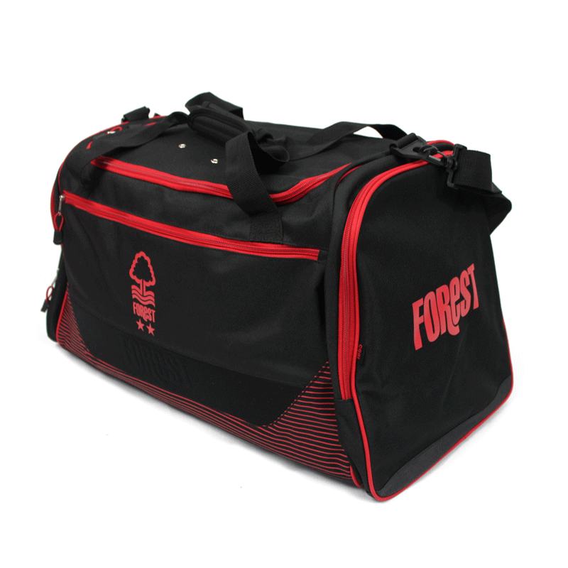 NFFC Black Pro-Tech Holdall