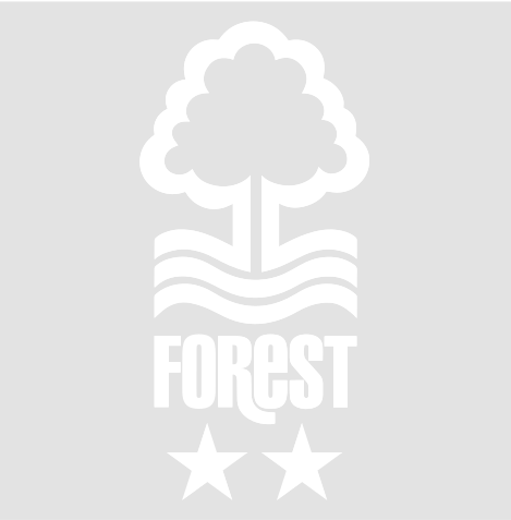 NFFC White Crest Car Sticker