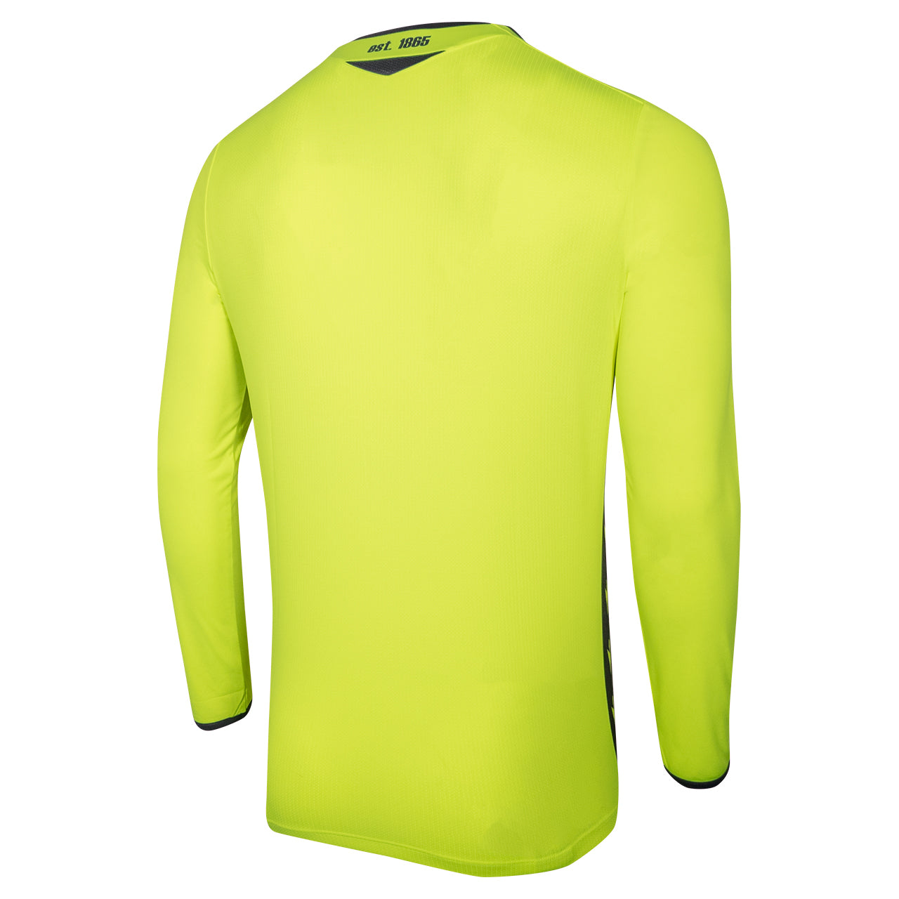 NFFC Junior Yellow Goalkeeper Shirt 2020/21