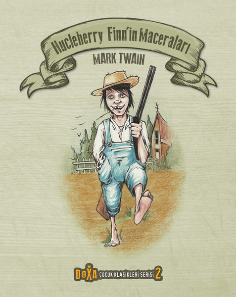 Huckleberry Finn'in Maceraları, Mark Twain