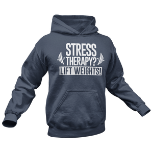 Stress therapy? Premium Hoodie