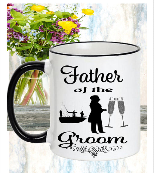 Father of the Groom Mug