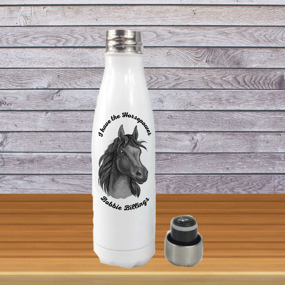 Personalized Motivational Water Bottle