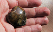 Load image into Gallery viewer, Tiger's Eye Heart healing crystals