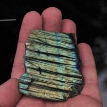 Load image into Gallery viewer, Labradorite rough healing crystals