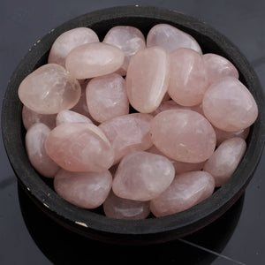 Rose quartz - Love, Self-Love & Openness
