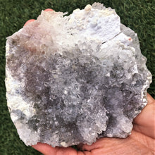 Load image into Gallery viewer, Angel Wing amethyst quartz cluster (large)