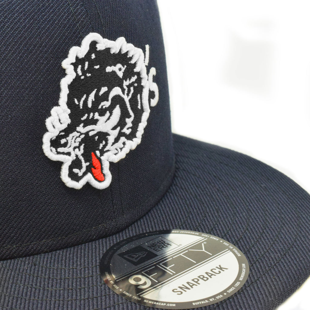 New Era For Wolf's Head - Dark Navy Baseball Cap | WOLF'S HEAD