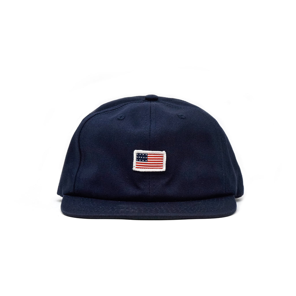 Hypnotized Studios United Flag Hat | WOLF'S HEAD