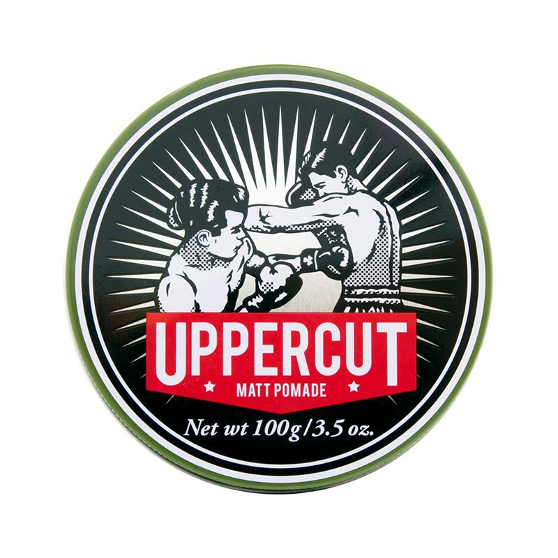 Uppercut Matte Pomade | WOLF'S HEAD