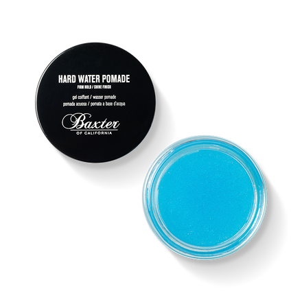Baxter Hard Water Pomade | WOLF'S HEAD