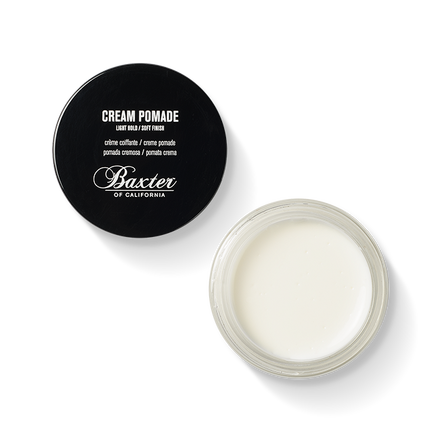 Baxter of California Cream Pomade | WOLF'S HEAD