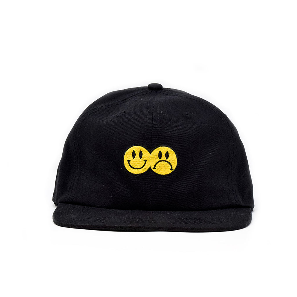Hypnotized Studios Smile Now Cry Later Hat | WOLF'S HEAD