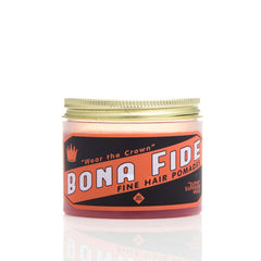 Bonafide Super Hold Pomade | WOLF'S HEAD