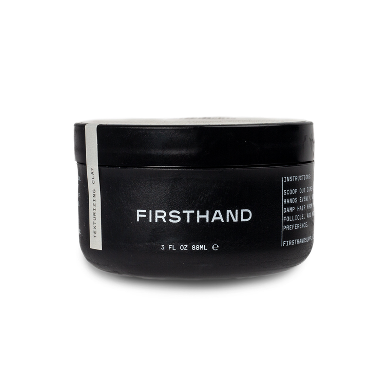 Firsthand Supply Texturizing Clay Pomade