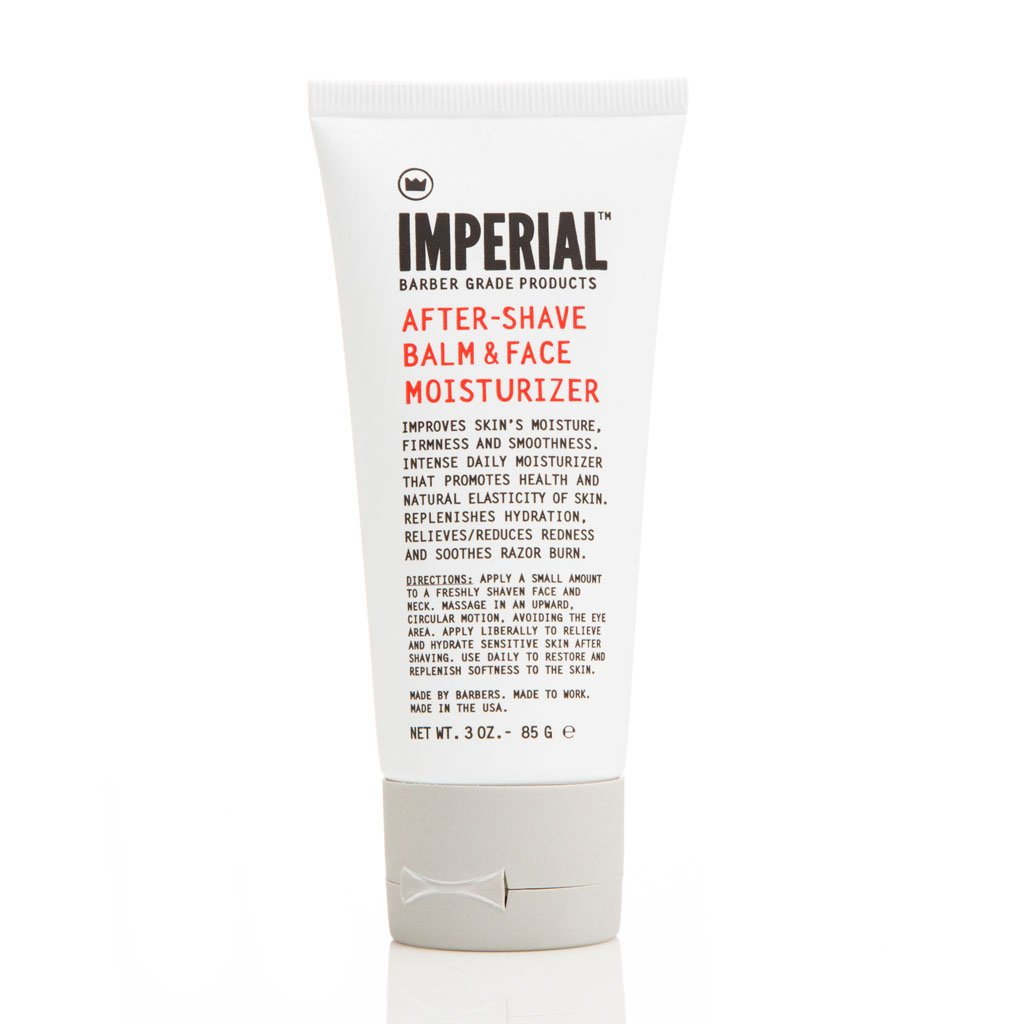 Imperial After-Shave Balm & Face Moisturizer | WOLF'S HEAD