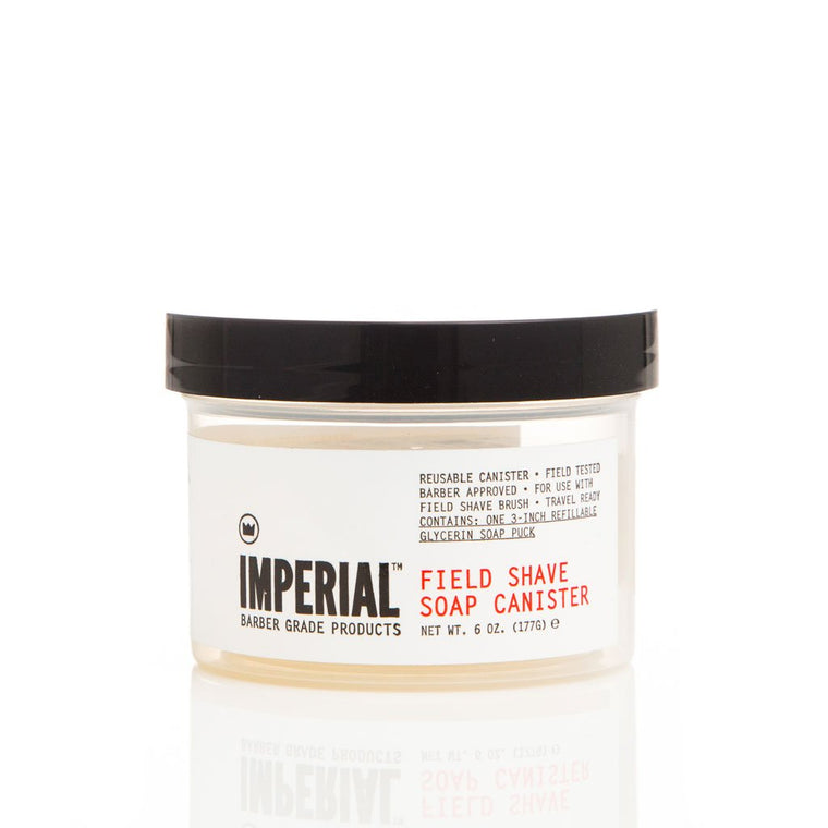 Imperial Field Shave Soap Canister