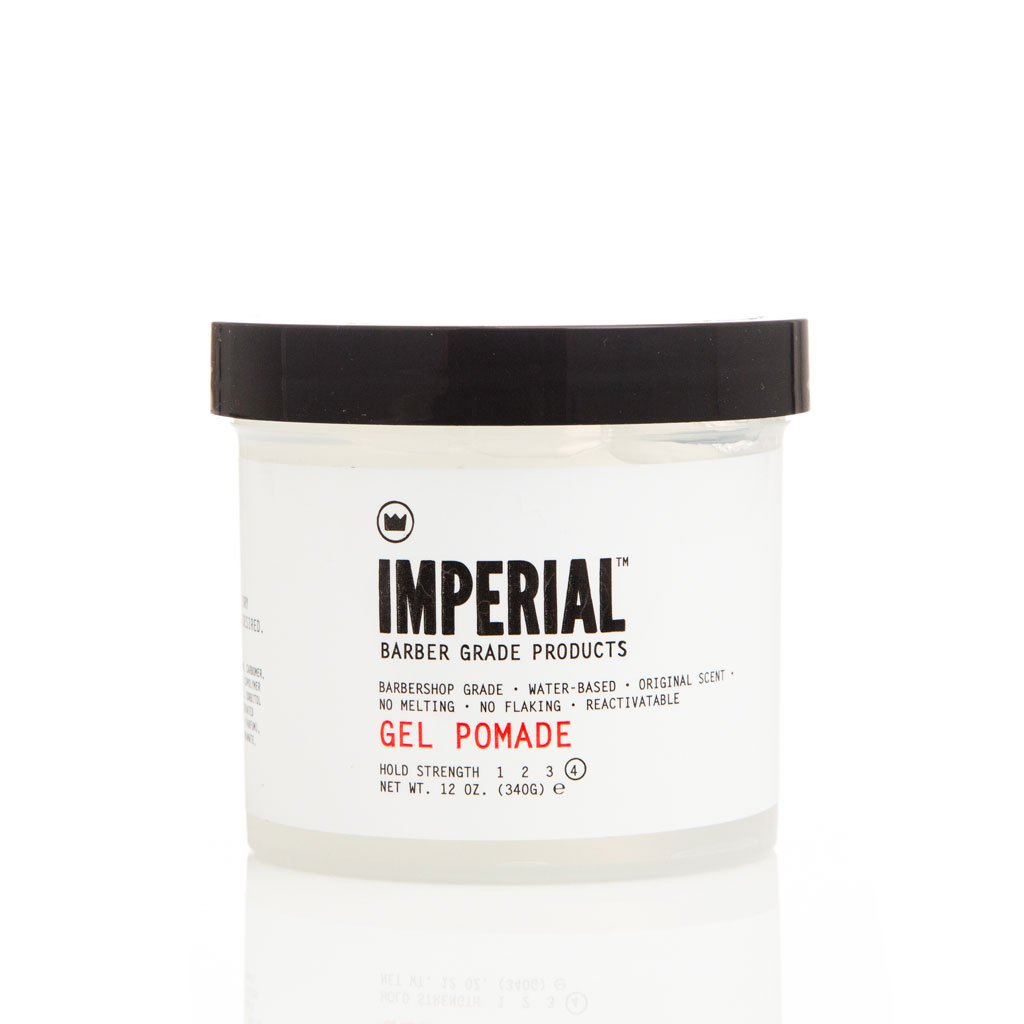Imperial Gel Pomade | WOLF'S HEAD