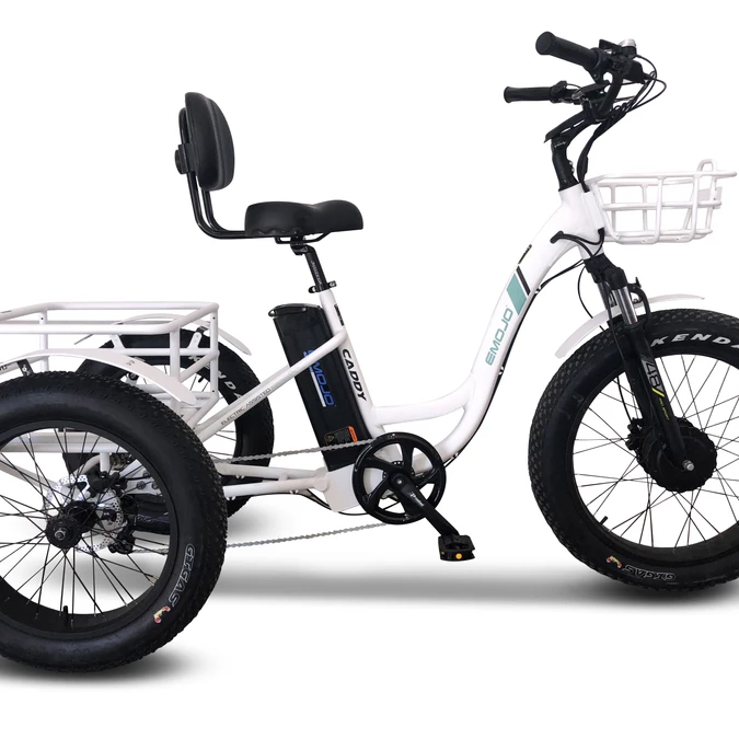 Caddy and Caddy Pro Electric Trike Review