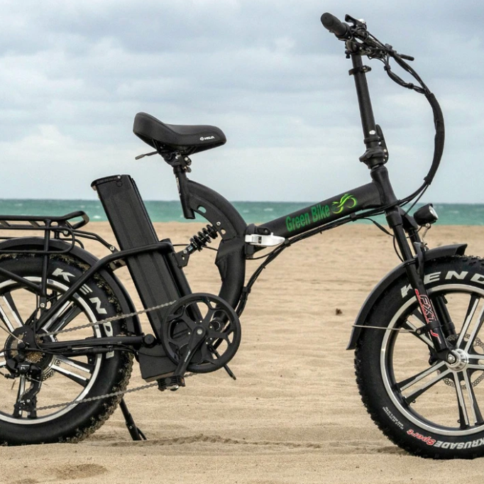 Green Bike USA E-Bike Guide