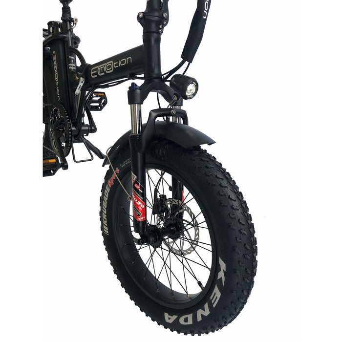 Ecomotion Mini Pro 500W Electric Fat Tire City Bike