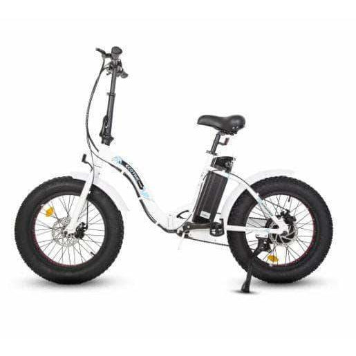 Ecotric Dolphin Folding Fat Tire Electric Bike