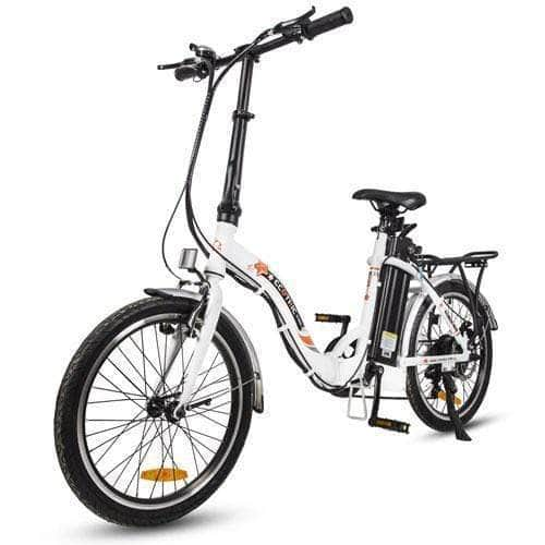 "Ecotric Starfish 20"" 350W Electric City Bike"