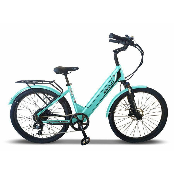 Emojo Panther Pro Electric Step Thru Bike
