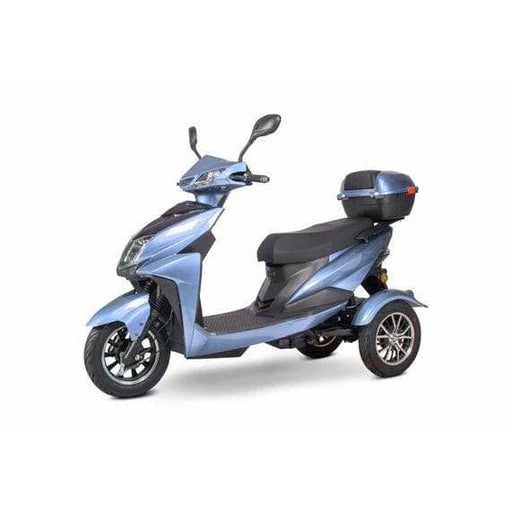 ewheelsdealers Electric Scooter Blue E-Wheels EW-10 Sport 3-Wheel Scooter
