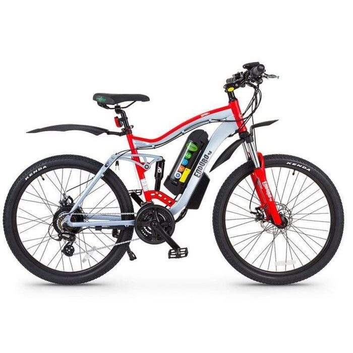 Green Bike Electric Motion Enduro 48 350W Electric Mountain Bike
