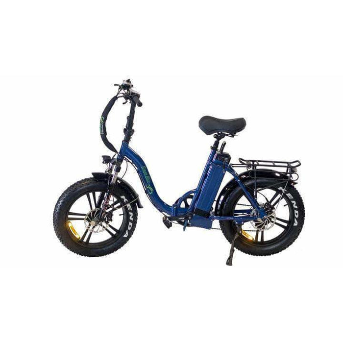 Greenbike USA 750W Low Step FT Electric City Bike