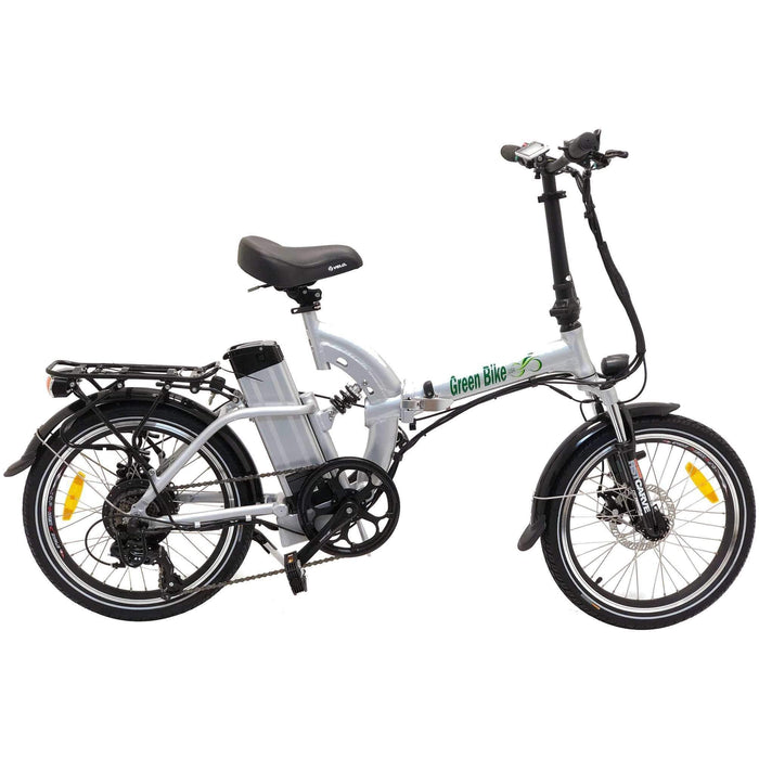 Green Bike USA GB500 Folding Electric City Bike