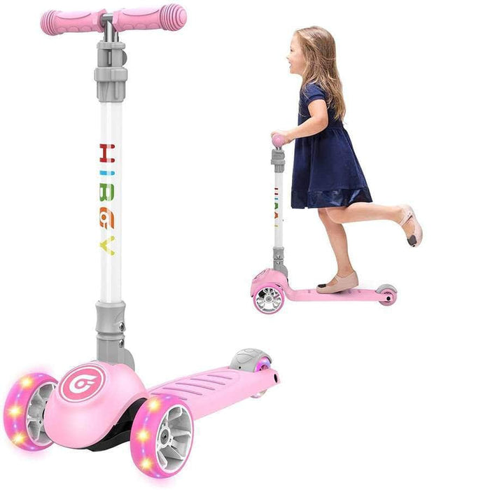 Hiboy Scooters Pink Hiboy Q2 Scooter for Kids