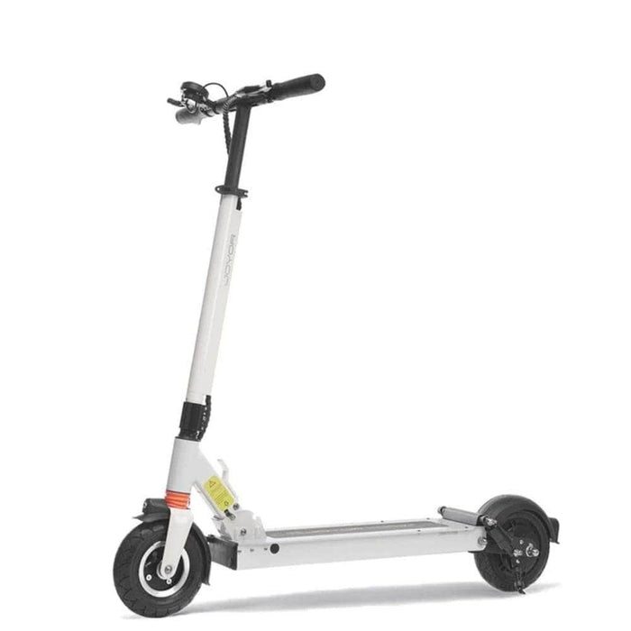 Joyor Electric Scooter White / 1-Year Standard Protection Plan JOYOR LONG RANGE ELECTRIC SCOOTER - F6 - 36.9 MILES (BLACK/WHITE)