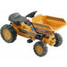 Kalee Pedal Operated Dump Tractor Pedal Yellow