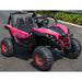 Mini Motos Battery Operated Mini Moto UTV 4x4 12v Pink (2.4ghz RC)